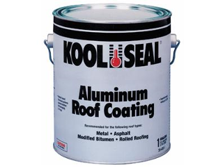 Kool Seal Alum Roof Coating 1 Gallon Can