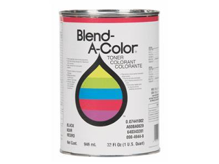 Blend-A-Color White Quart