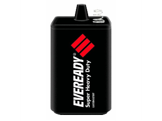 Heavy Duty 6V Lantern Battery