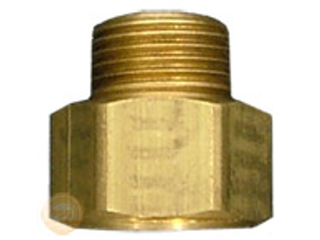 Brass NH to NPT Hose Adapter