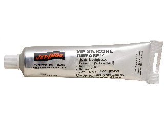 Jet-Lube MP Silicone Non-Conductive Grease 5 Oz Tube