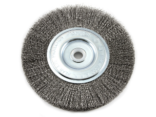 Cox Hardware And Lumber Fine Crimped Wire Wheel 6 In 008