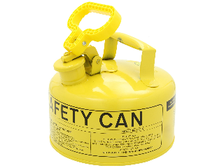 Safety Diesel Can 5 Gallon Type 1 Yellow