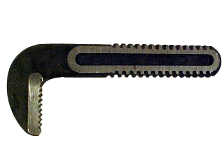 Ridgid Pipe Wrench Replacement Hook Jaw (Sizes)
