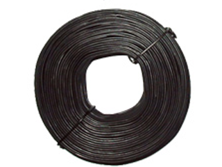 Cox Hardware and Lumber - Solid Black Annealed Wire 9 Gauge, 100 ...