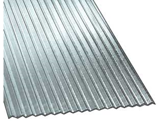 Lovely Corrugated Steel Roof Panel Galv 29 Ga (Sizes)