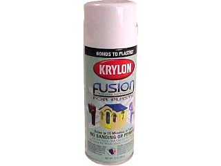 Krylon Fusion Gloss White 12 Oz