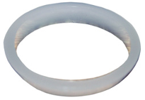 Beveled Poly Slip Joint Washer, 1-1/2 In