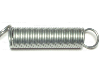 Extension Spring, 1/2 In x 2-3/8 In