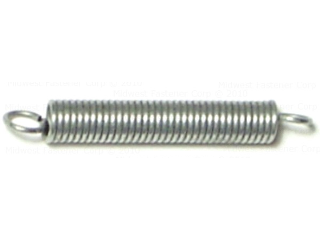 Extension Spring, 5/32 In x 1-3/16 In